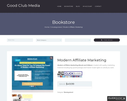 Unleash The Power Of Modern Affiliate Marketing (An Absolute Must For this Price) - Good Club Media