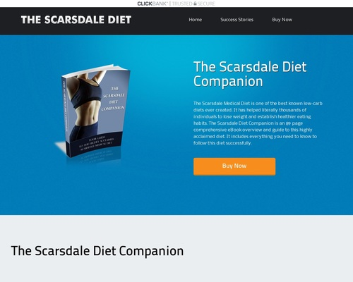 The Scarsdale Diet Companion - Scarsdale Diet - The Complete Scarsdale Medical Diet