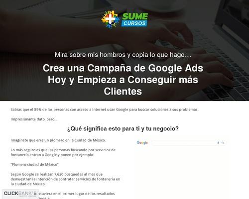 Crea una Campaña de Google Ads Hoy v1 mx