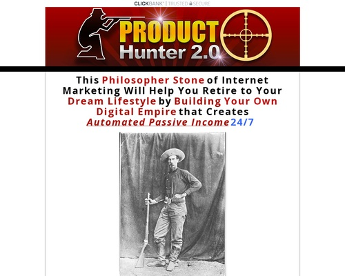 CB Product Hunter2.0 · Gego Marketing