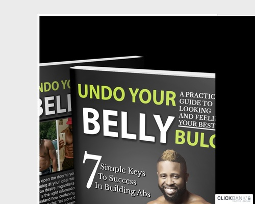 Undo Your Belly Bulge Clickbank - Undo Your Belly Bulge