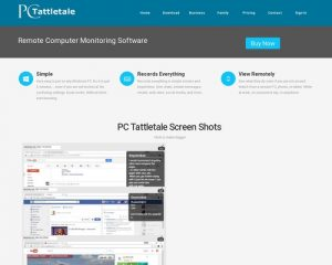 PC Tattletale - Computer and Internet Monitoring Software For Parents And Employees