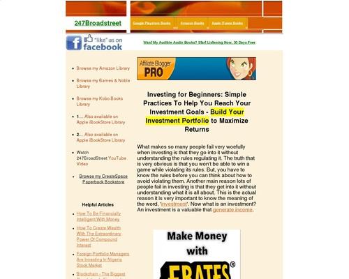 Money Making Business Ideas - Creative Ways to Make Money - Ideas to Make Money - Work At Home Career Ideas - How to Make Money -  Make Money - 247Broadstreet.com