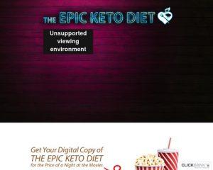 The Epic Keto Diet eBook