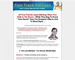 Fast Track Fat Loss | How To Drop 10 lbs In 14 Days