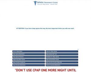 effectivesleepapneatreatments2 — ApneaTreatmentGuide.com