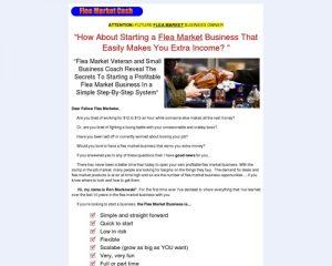 Flea Market Cash