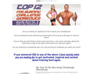 12ChallengeWorkouts - Jeremy Scott Fitness