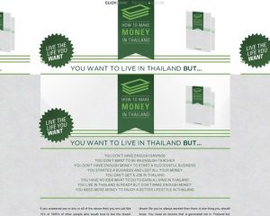 How to make money in Thailand