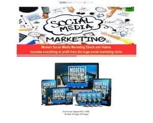 Modern Social Media Marketing Ebook