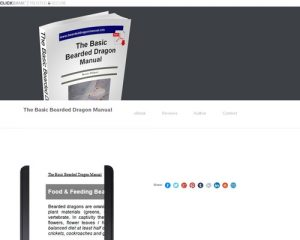The Basic Bearded Dragon Manual