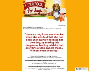 CookBook For Dogs