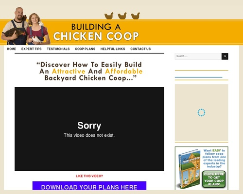 Building A Chicken Coop - Building your own chicken coop will be one of the best decisions you'll make in your life. Learn how at BuildingAChickenCoop.com!