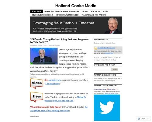 Holland Cooke Media