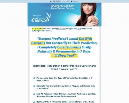 Psoriasis Cure   Natural, Safe & Effective