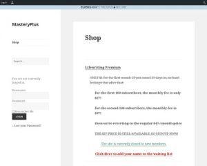 Shop – MasteryPlus