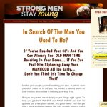 Strong Men Stay Young: Resurrect The Man You Used To Be