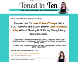 Toned In Ten