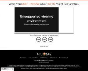 Ketosis Factor | Burn Belly Fat