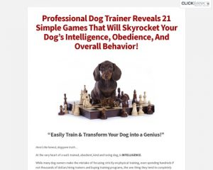 Brain Training For Dogs - Adrienne Farricelli's Online Dog Trainer