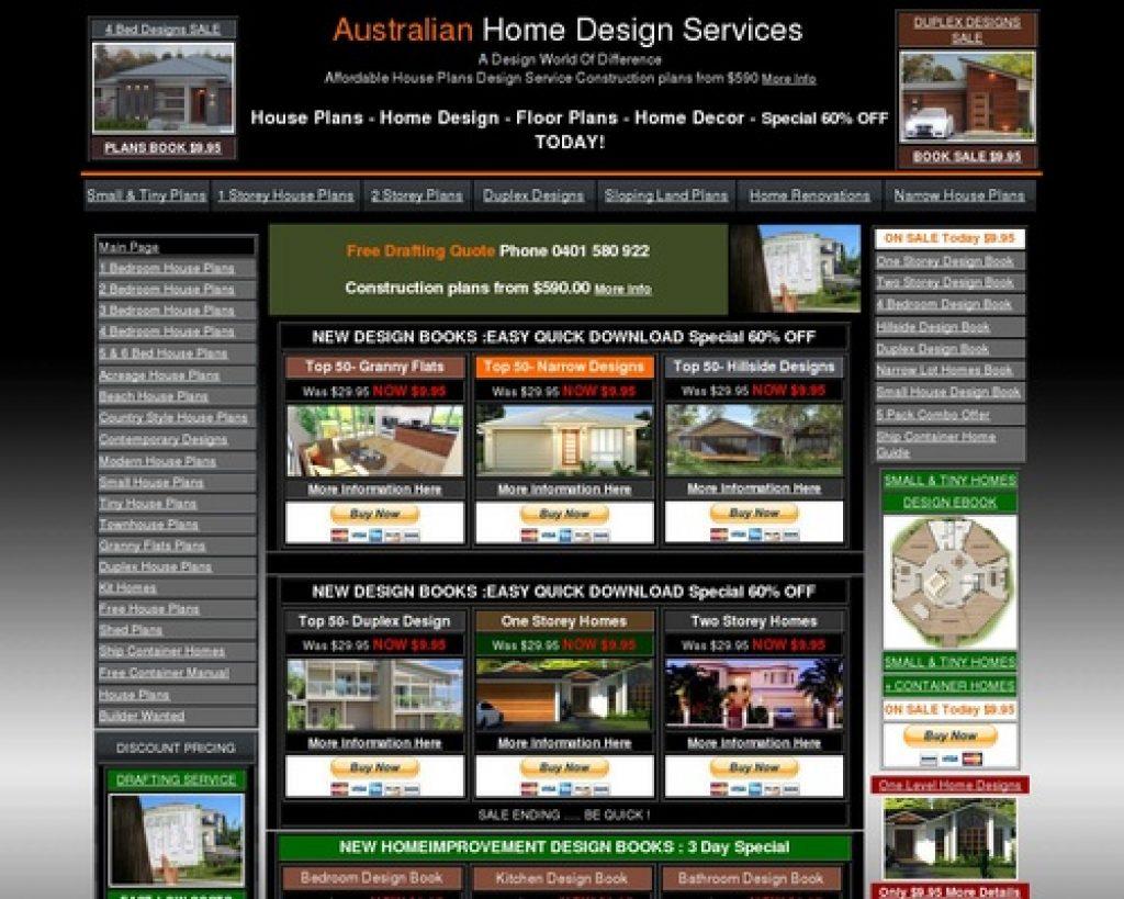 Australian House Plans, Home Deisgns And Home Improvement