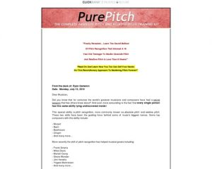 Pure Pitch Method - Master Absolute Pitch & Relative Pitch