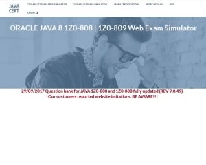Java Certification Full Simulator by Java Mock Exams