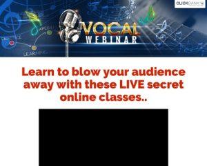 Vocal Webinar