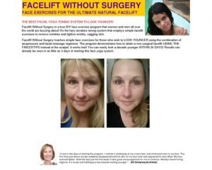 Your Own Non-Surgical Facelift Using Facial Yoga Exercises