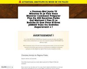 Cb's #1 Paleo Offer (paleohacks) Now In French !!