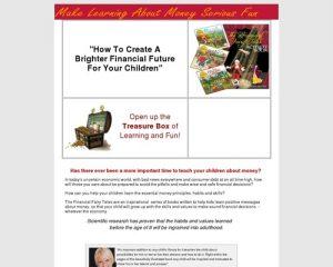Kids and Money - The Financial Fairy Tales Treasure Box