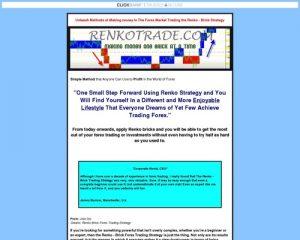 Renko Strategy | Renko System | Renko Forex