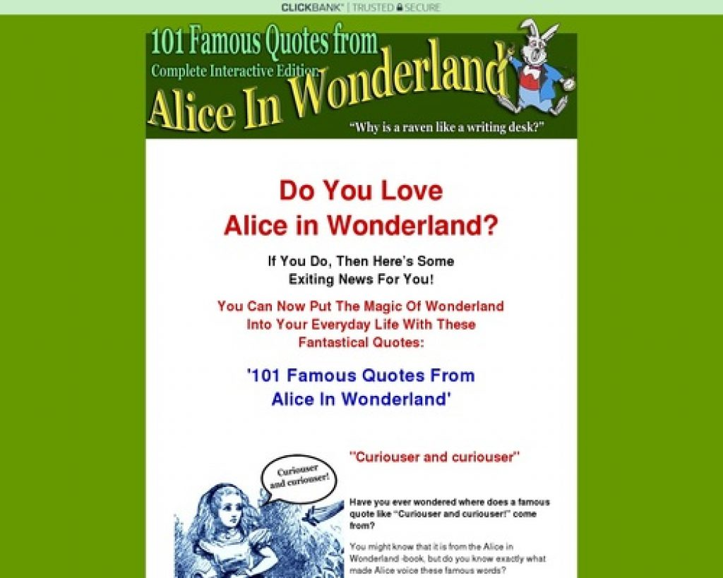 Alice In Wonderland Quotes Mad Hatter Cheshire Cat White Rabbit Red Queen Characters Book