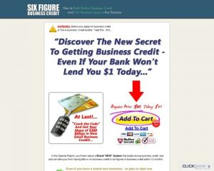 Business Credit Building Course