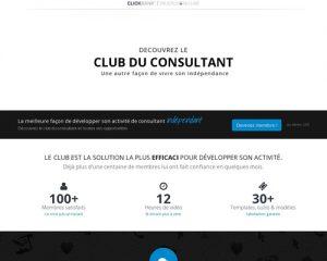 Le club du consultant