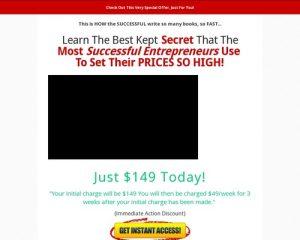 High Quality Business Book Writing Program Made Easy