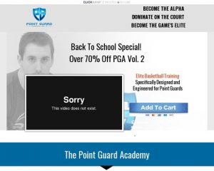 Point Guard Academy Vol. - II