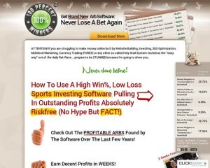 100%Winners    Automatic Sports Investing Software and Picks