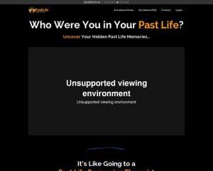Astralware's Past Life Regression
