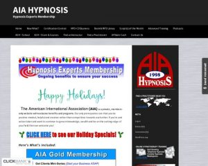 AIA Hypnosis | Hypnosis Experts Membership