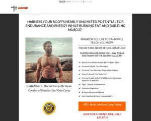 Keto Camp: Scientifically Backed Fat Loss and Muscle Building Program