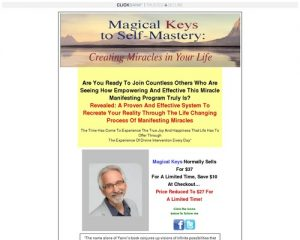 Magical Keys to Self-Mastery | Creating Miracles in Your Life