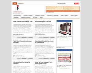 Linkserp.com - Get High-quality 3 Way Links And One-way Inbound Links