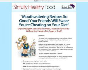 Belinda Benn's Sinfully Healthy Food :: Belinda Benn - Your Australian Transformation Coach