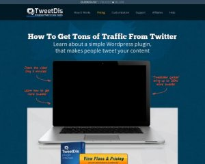 Tweetable Quotes, Click To Tweet Links | TweetDis Plugin