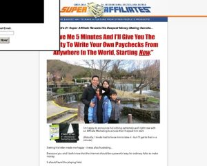 Ewen Chia's Super Affiliates