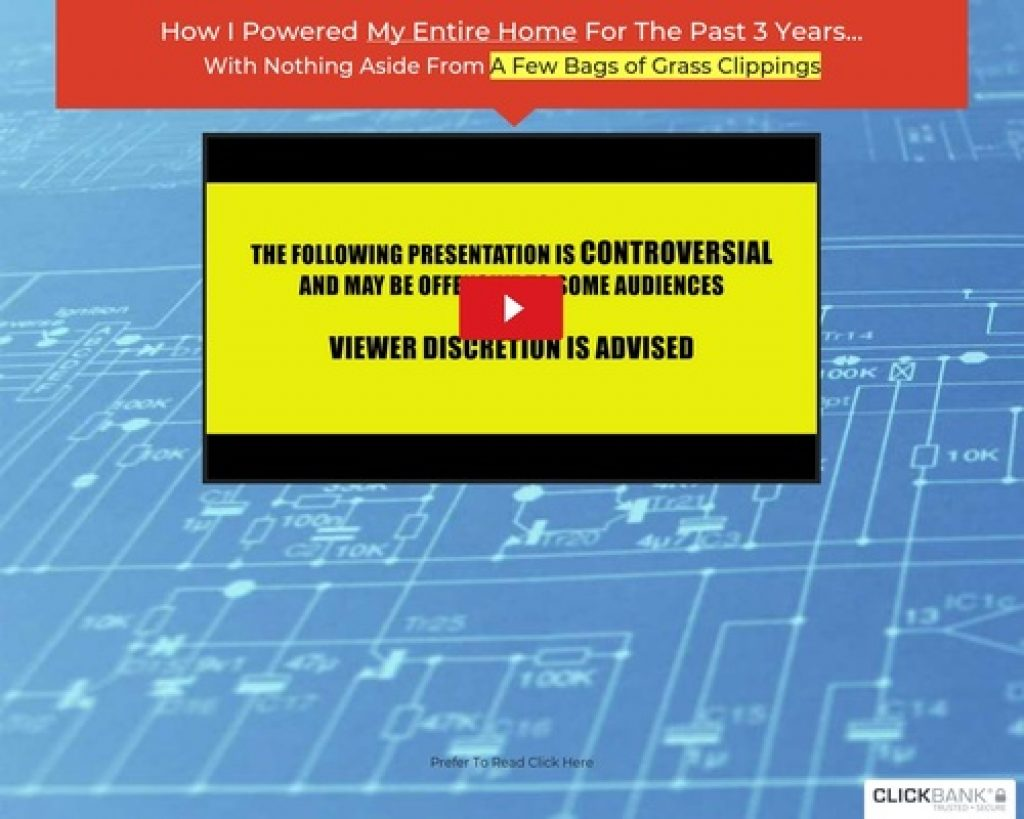 Electricity Freedom - Video Presentation