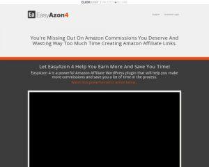 EasyAzon v4 - The #1 Amazon Affiliate WordPress Plugin