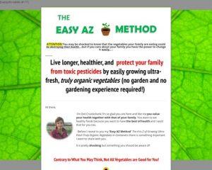 The Easy Az Method - View Mobile
