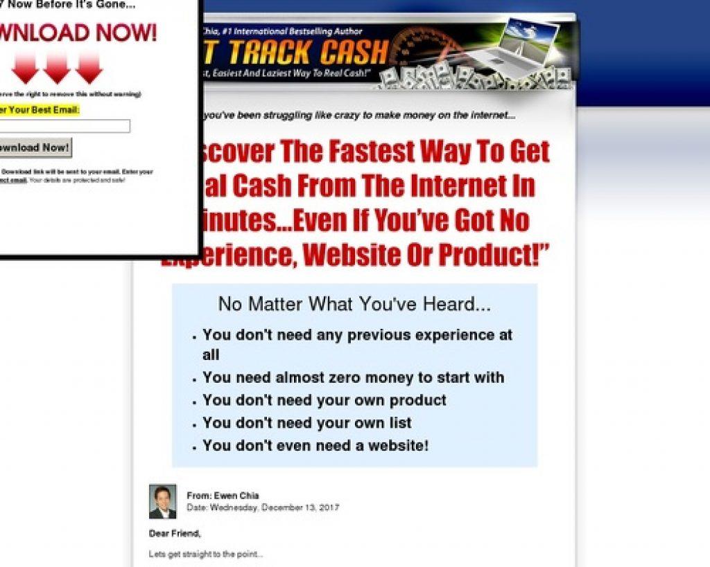 Ewen Chia's Fast Track Cash!